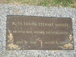 Ruth Edwina <i>Stewart</i> Bammes