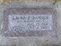 Laura <i>Poulsen</i> Hansen