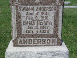 Emma <i>Nelson</i> Anderson