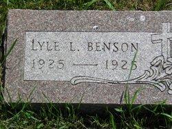 Lyle Lavara Benson