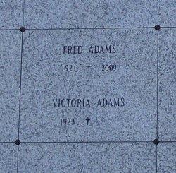 Frederick E Fred Adams
