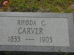 Rhoda <i>Edmondson</i> Carver
