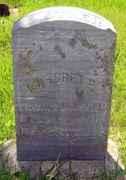 Margaret E <i>Gawne</i> Dean