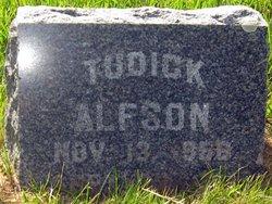 Tudick Alfson