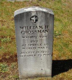 William Henry Crossman