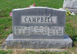 Myrtle Ann <i>Short</i> Campbell