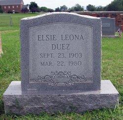 Elsie Leona <i>Short</i> Duez