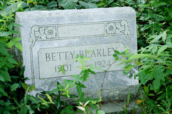 Myrtle E Betty <i>Smith</i> Blakely