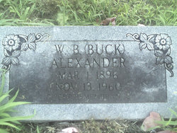 William Buck Alexander
