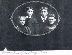 Frances Anna <i>Barngrover</i> Wilson Cain