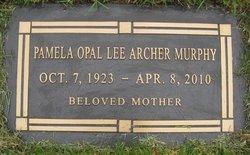 Opal Lee Pam <i>Archer</i> Murphy
