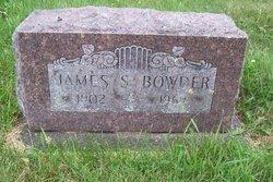 James Samuel Bowder