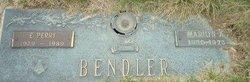 Marilyn Ann <i>Davis</i> Bendler
