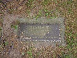 Colleen Elizabeth Cleveland