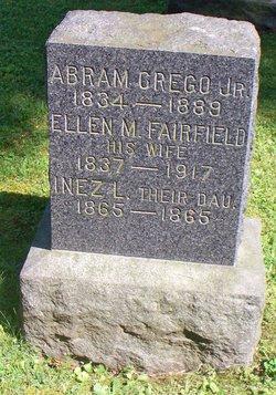 Abram Crego, Jr