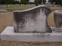 Henry J FORRESTER
