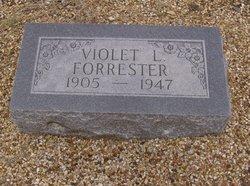 Violet FORRESTER
