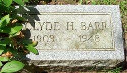 Clyde H. Barr
