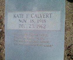 Christabella Kate <i>Fordham</i> Calvert