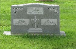 Mary <i>Litwin</i> Adams