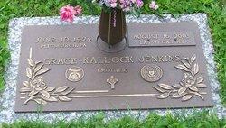 Grace <i>Kallock</i> Jenkins