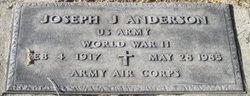 Joseph J. Anderson