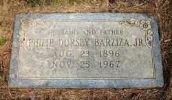 Philip Dorsey Barziza, Jr