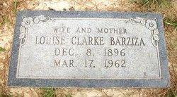 Louise <i>Clarke</i> Barziza