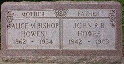 Alice M. <i>Hoover</i> Bishop