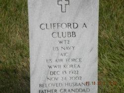 Clifford Arthur Clubb