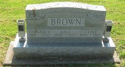 Charles Clinton Clint Brown