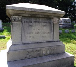 Eliza Ann <i>Hooker</i> Atwood