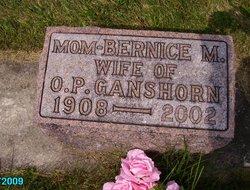 Bernice M. <i>Douglas</i> Ganshorn