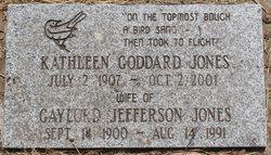 Gaylord Jefferson Jones