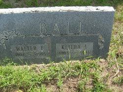 Keitha Leora <i>Silver</i> Ball
