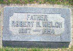 Robert Hyrum Welch