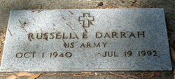 Russell E Darrah