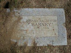 Henry Raymond Barney