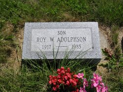 Roy W. Adolphson