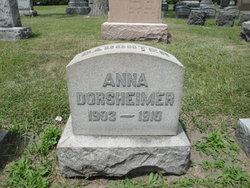 Anna Dorsheimer