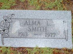 Alma L Smith