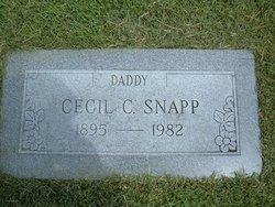 Cecil C Snapp