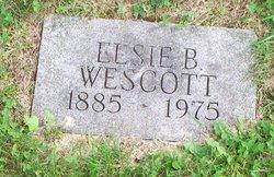 Elsie B Wescott