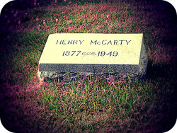 Henry McCarty