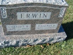 Valeria B <i>Grosnickle</i> Erwin