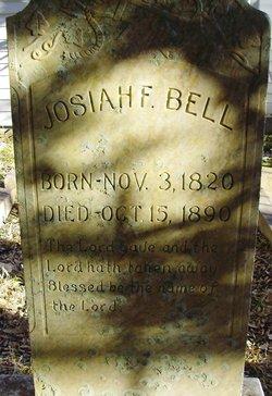 Josiah Fisher Bell