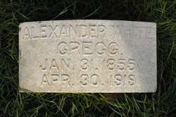 Alexander White Gregg