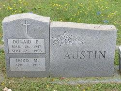 Donald E Austin