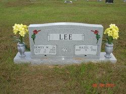 Dewey W. Lee, Jr