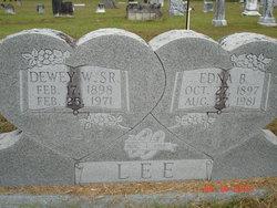Dewey W. Lee, Sr